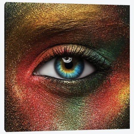 Macro Beauty Canvas Print #OXM4987} by Alex Malikov Canvas Artwork