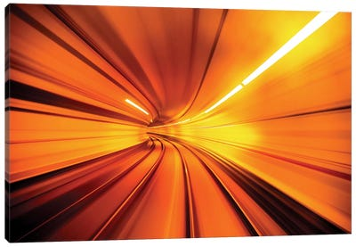 Wormhole Canvas Print #OXM500