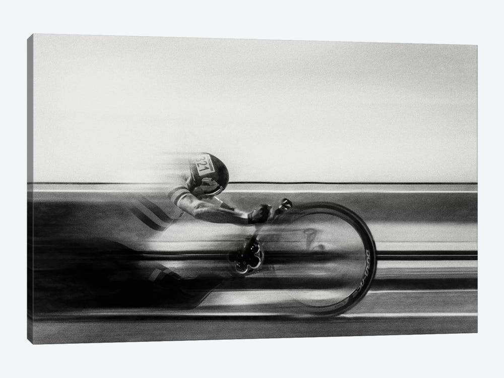 Street Racer by Bruno Flour 1-piece Canvas Artwork