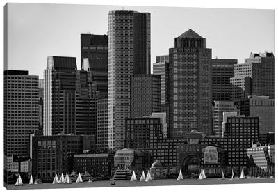 Towers Canvas Art Print