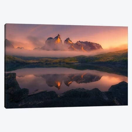 Eternity Canvas Print #OXM5053} by Chris Moore Canvas Art