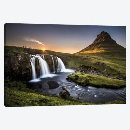 Fairy-Tale Country Canvas Print #OXM505} by Andreas Wonisch Canvas Artwork