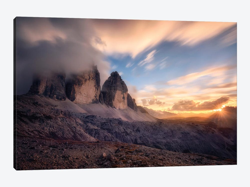 The Final Moment by Daniel Gastager 1-piece Canvas Art