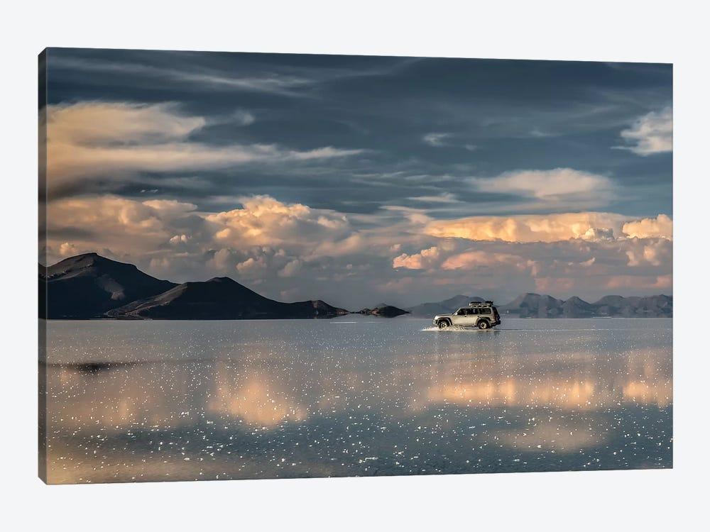 Diamond Lake by Dmitry Skvortsov 1-piece Canvas Print