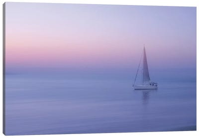 Sliema, Malta Canvas Art Print