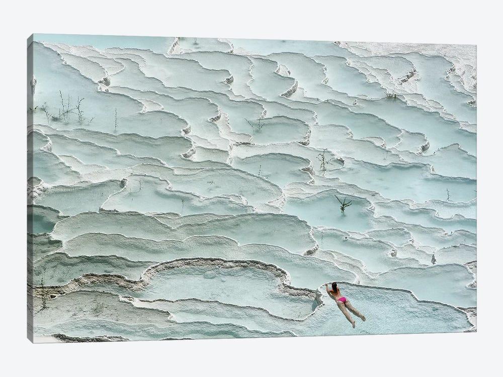 Turquoise Paradise by Igor Tinak 1-piece Canvas Art