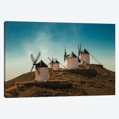 Consuegra Canvas Print #OXM5181} by J. Antonio Pardo Canvas Wall Art