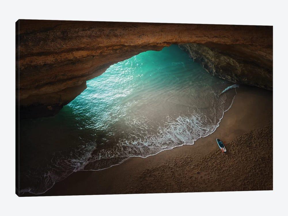 The Secret Cave by Jose Antonio Parejo 1-piece Canvas Art