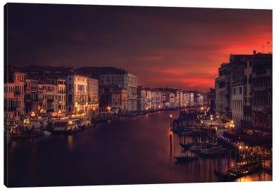 Gran Canal Canvas Art Print