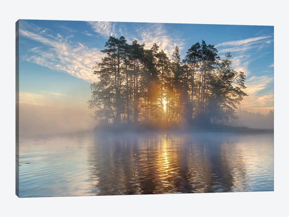 Morning Light by keller 1-piece Canvas Artwork