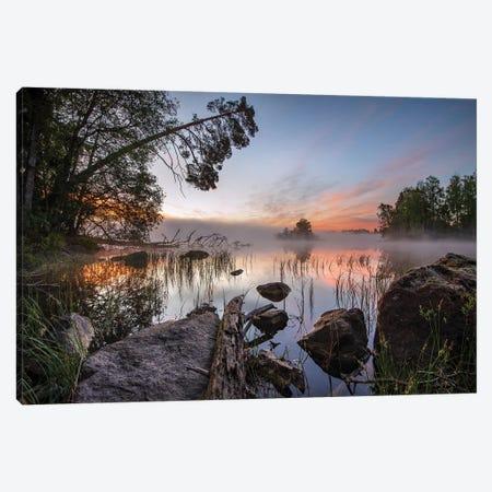 Peaceful Morning Canvas Print #OXM5234} by keller Canvas Art Print