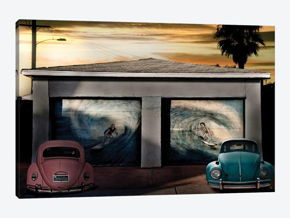 Beetles by Larry Butterworth 1-piece Canvas Artwork