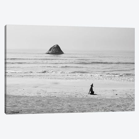 Baying Rocks Canvas Print #OXM5251} by Lukasz Kaluza Canvas Artwork