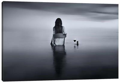Enjoy The Silence Canvas Art Print
