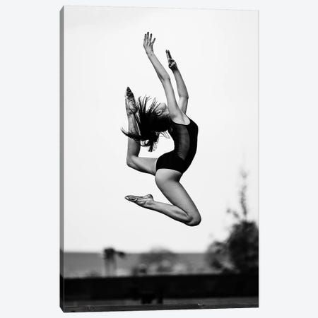 Dance [Radka] Canvas Print #OXM5270} by Martin Krystynek Canvas Artwork