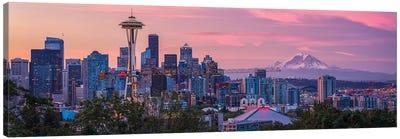 Good Morning, Seattle! Canvas Art Print