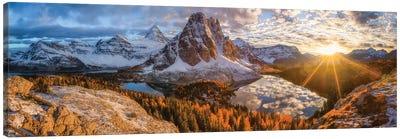 Heaven On Earth Canvas Art Print