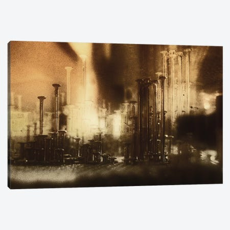 Nail City I Canvas Print #OXM52} by Klaus Ratzer Canvas Wall Art