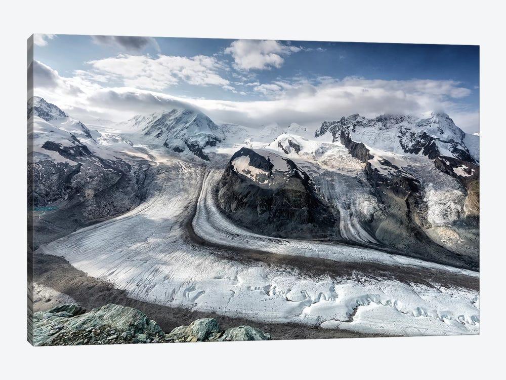 Gornergrat View by Oskar Baglietto 1-piece Art Print