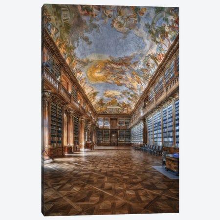 Philosophical Hall Strahov Monastery Canvas Print #OXM5319} by Patrick Aurednik Canvas Art Print