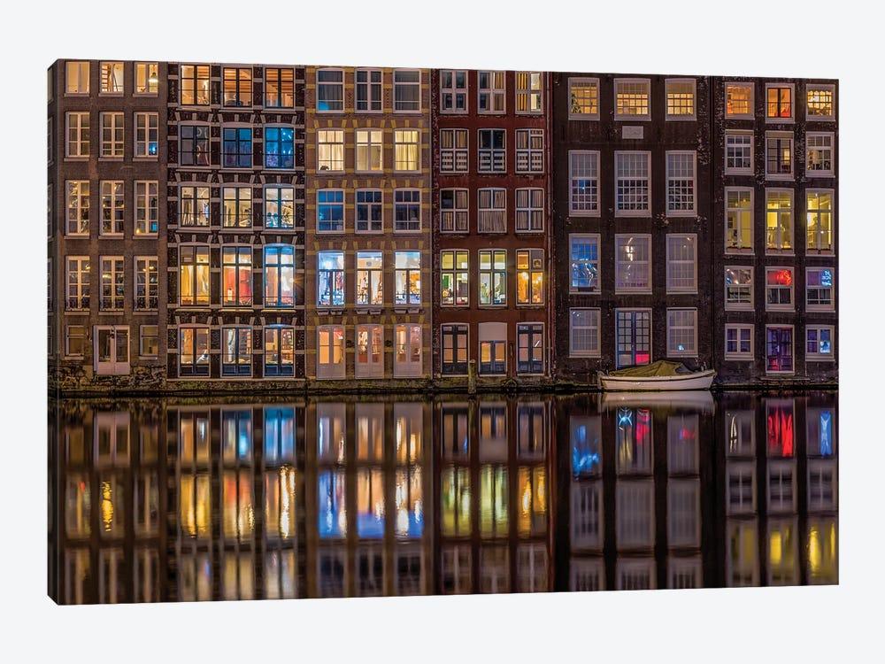 Windows Browser by Peter Bijsterveld 1-piece Canvas Art Print