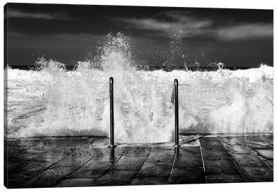 I Need The Sea... Canvas Art Print