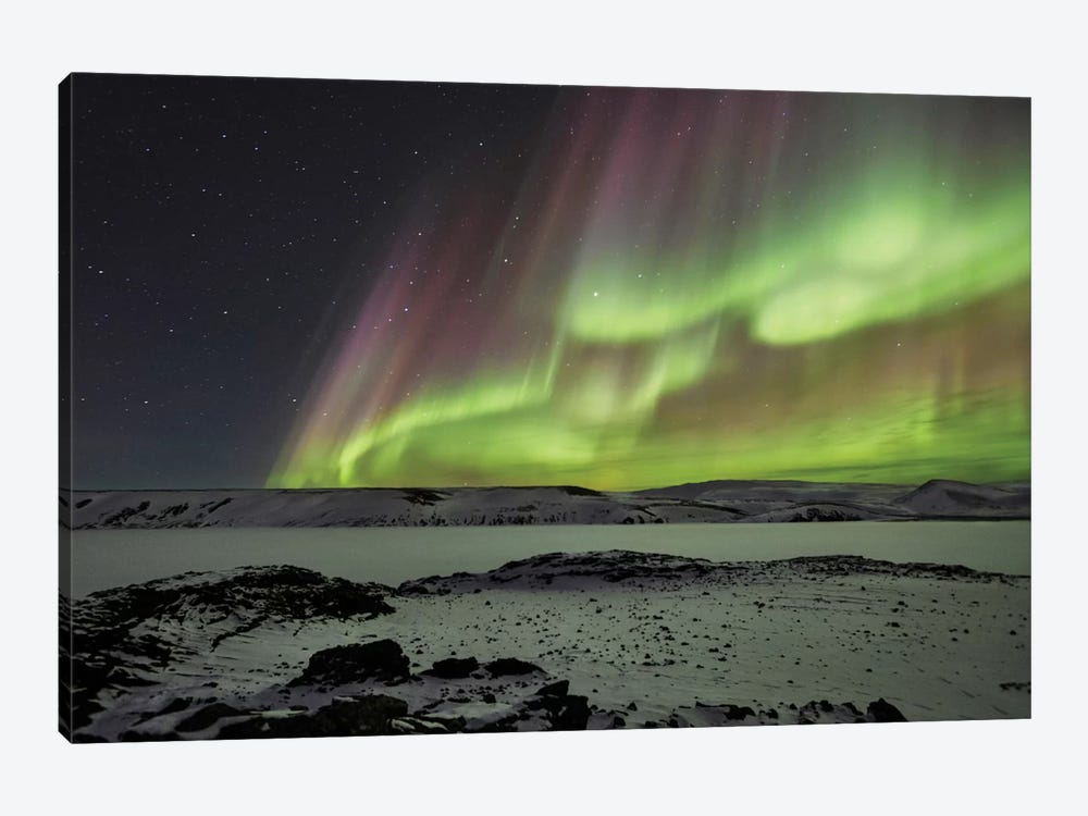 Celestial by Bragi Ingibergsson 1-piece Canvas Art