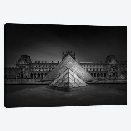 Louvre Canvas Print #OXM5460} by Wael Onsy Art Print