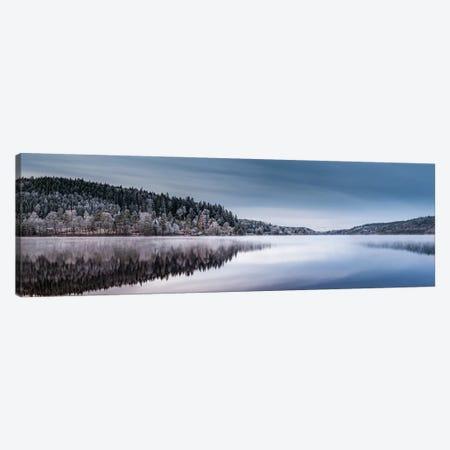 Lake Gra En Panorama Canvas Print #OXM5524} by Benny Pettersson Canvas Print
