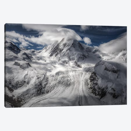Glacial Canvas Print #OXM5530} by Clara Gamito Canvas Print