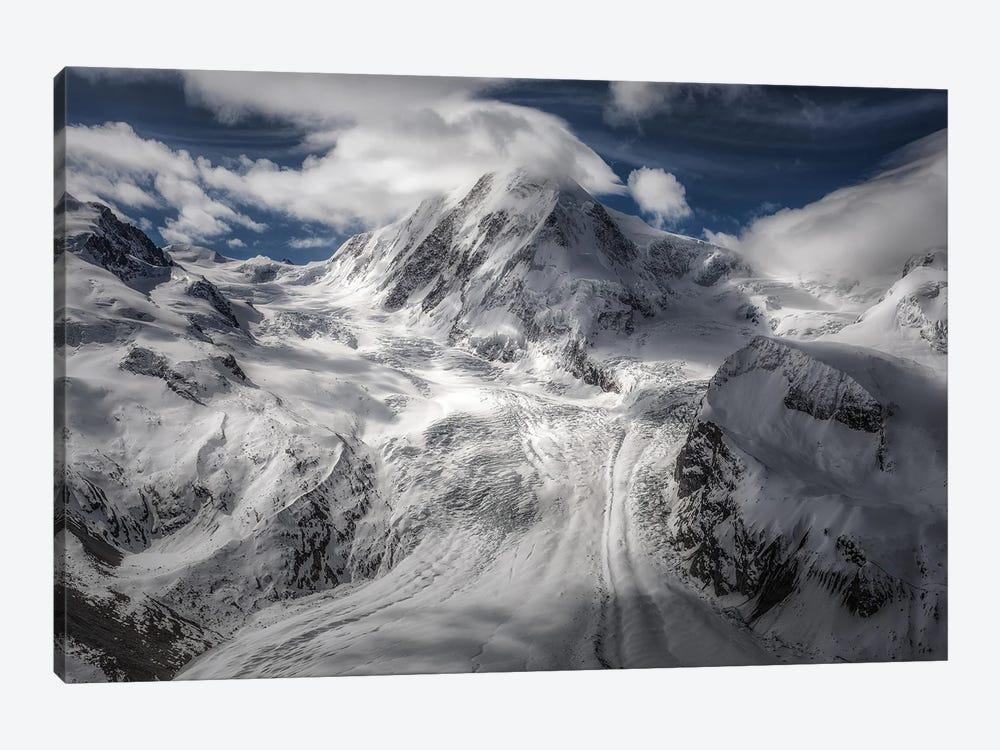 Glacial by Clara Gamito 1-piece Canvas Art