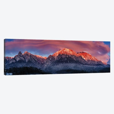 Bucegi Mountains Canvas Print #OXM5532} by Cristian Lee Canvas Print
