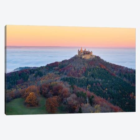 Autumn Fairytale Canvas Print #OXM5533} by Daniel Gastager Canvas Art Print