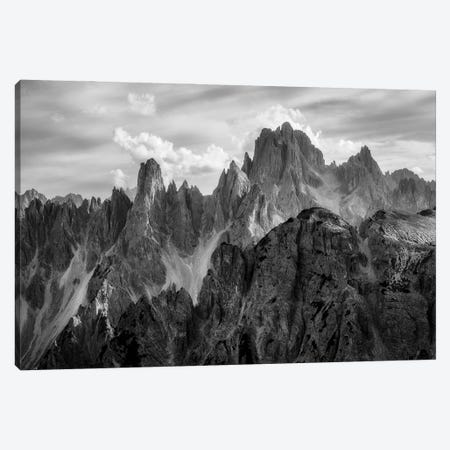The Peaks Canvas Print #OXM5535} by Daniel Gastager Canvas Artwork