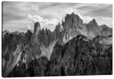 The Peaks Canvas Art Print