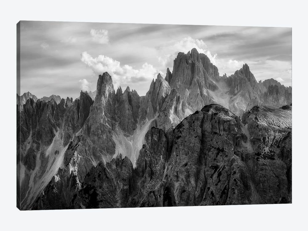The Peaks by Daniel Gastager 1-piece Art Print