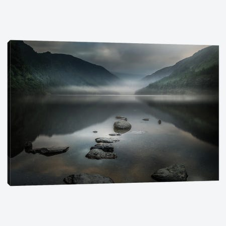 Silent Valley Canvas Print #OXM5540} by David Ahern Canvas Art