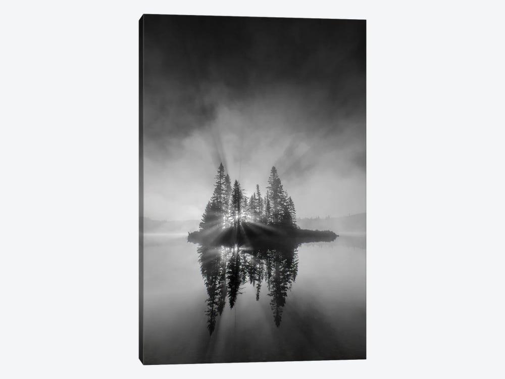 Breaking Through by Donald Luo 1-piece Canvas Art