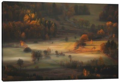 Speak Of The Sun. Canvas Art Print