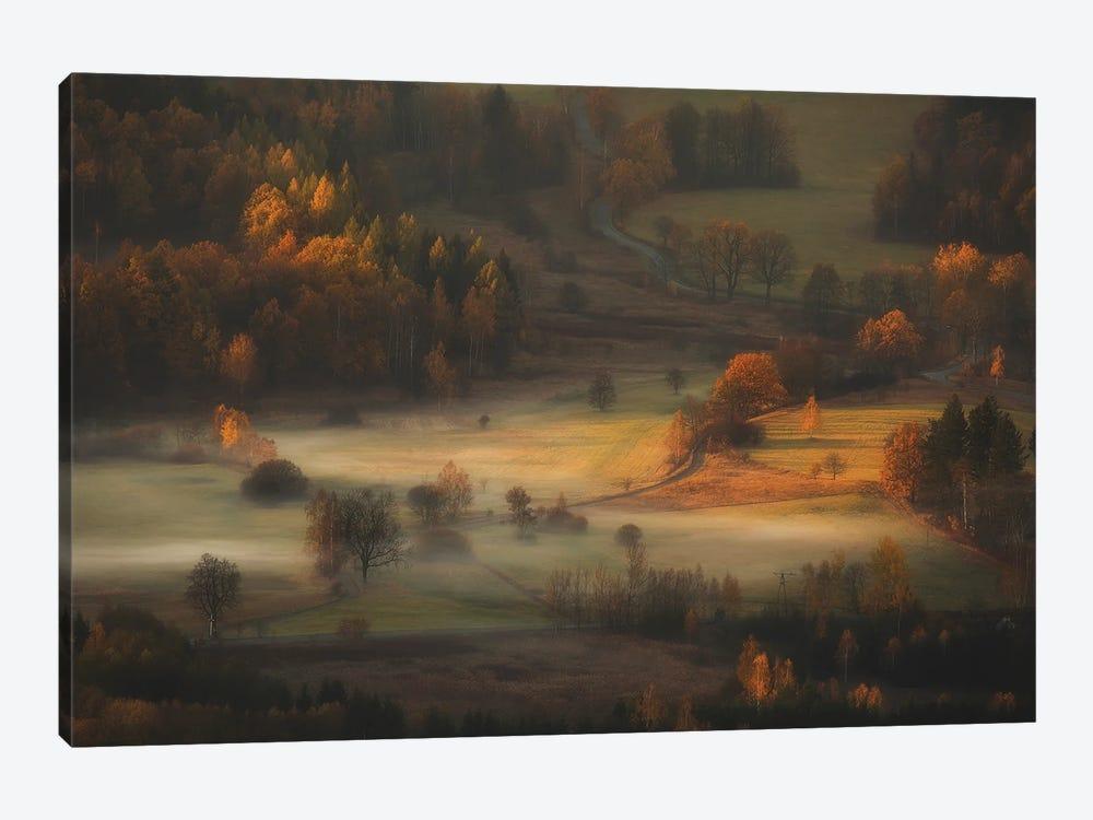 Speak Of The Sun. by Izabela Laszewska-Mitrega/Darek Mitrega 1-piece Canvas Wall Art