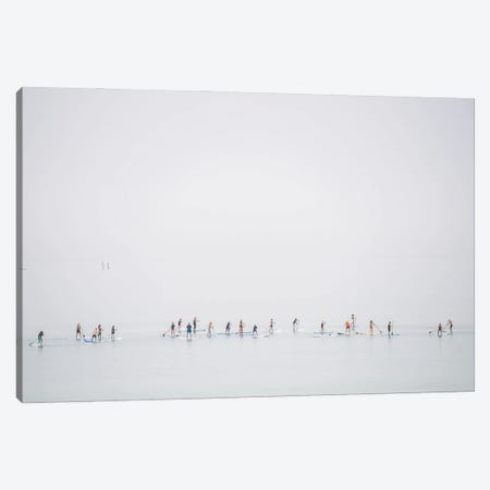 Floating Mirage Canvas Print #OXM5594} by Joshua Raif Canvas Artwork