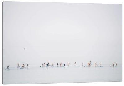 Floating Mirage Canvas Art Print