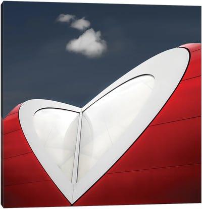Wondering Heart Canvas Art Print