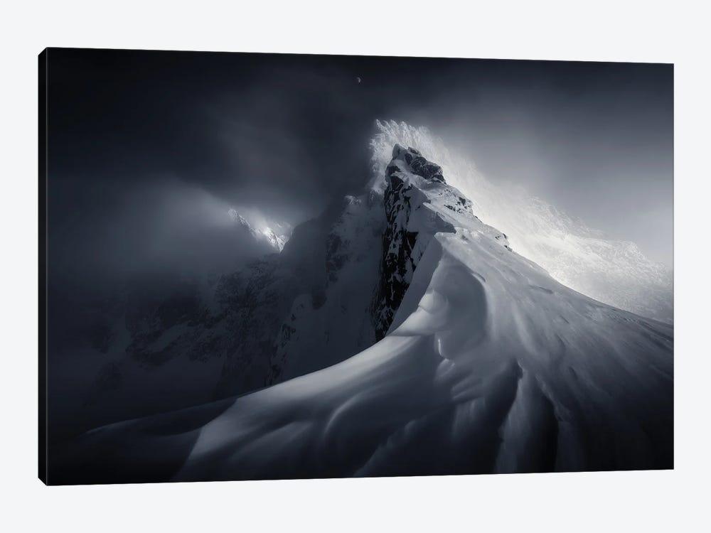 Crown Of High Tatras by Martin Dodrv 1-piece Canvas Artwork