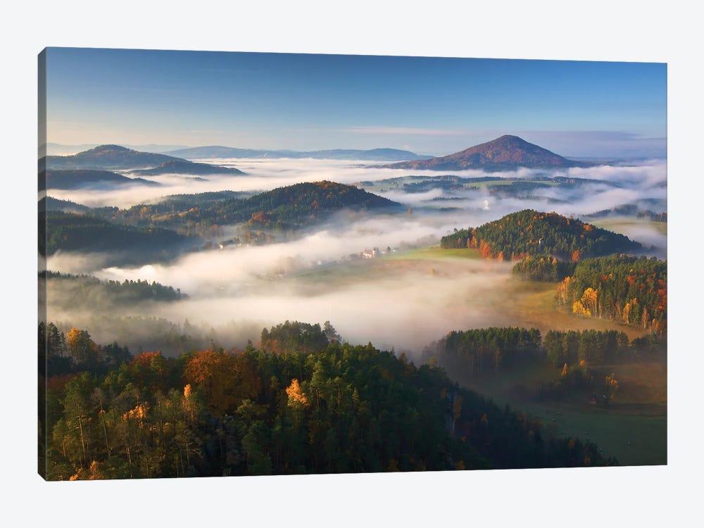 Autumn Fairytale by Martin Rak 1-piece Canvas Print