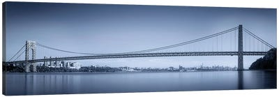 George Washington Bridge Canvas Art Print