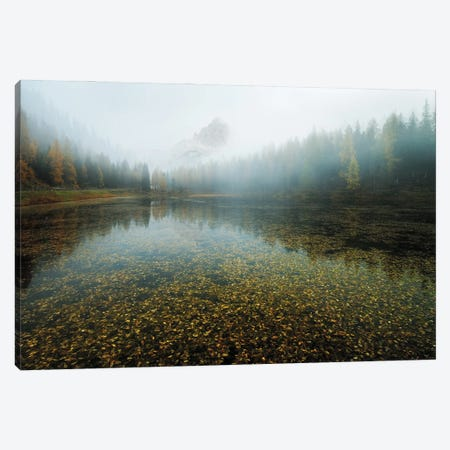 Tre Cime Concealed Canvas Print #OXM5654} by Paolo Giudici Art Print