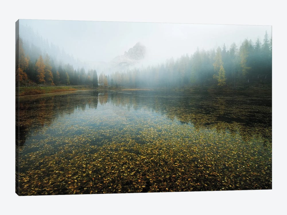 Tre Cime Concealed by Paolo Giudici 1-piece Canvas Wall Art