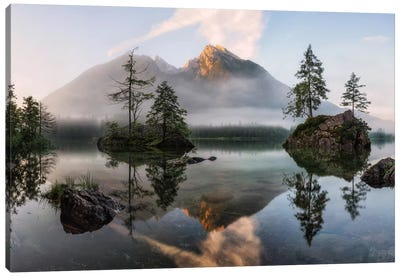 Nature's Awakening Canvas Print #OXM566