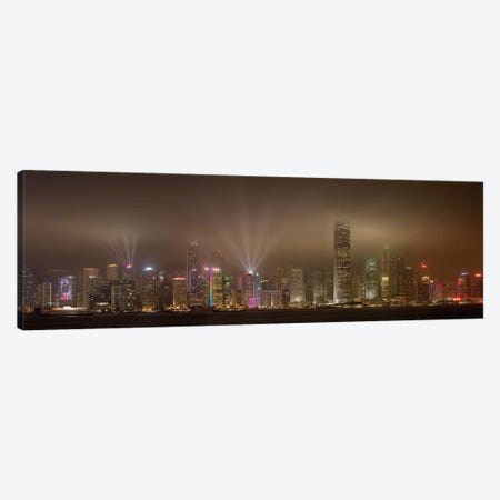 Hong Kong Island Canvas Print #OXM567} by Daniel Murphy Canvas Art